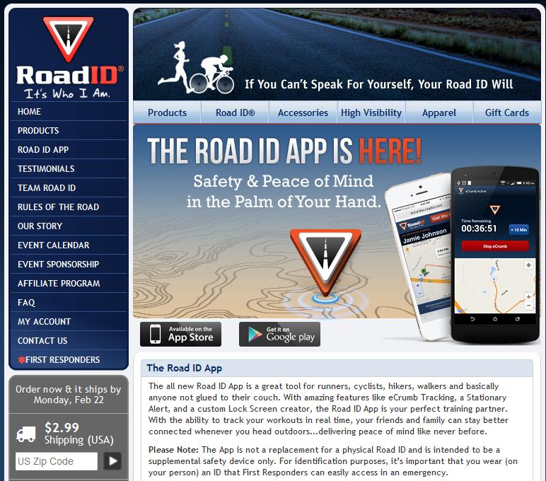 roadIDapp